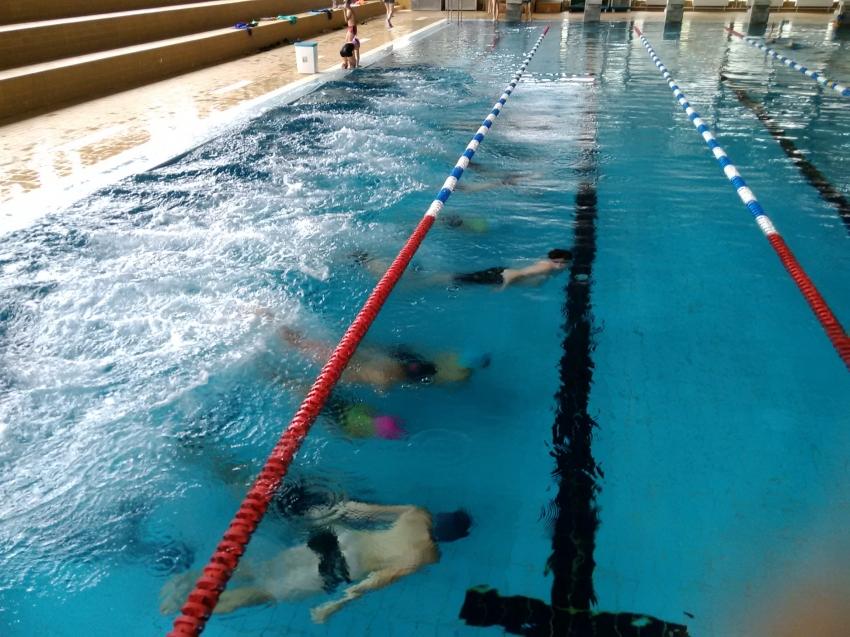 Úszótábor 2.hét