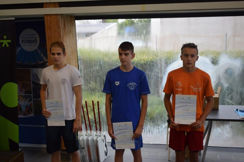 Országos Gyermek Bajnokság, Kecskemét, 2018.07.18-21.