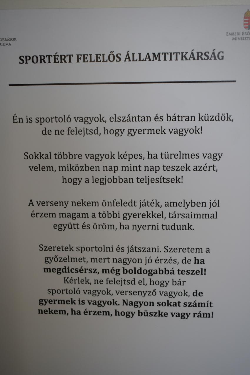 Budapest Kupa, 2018.10.20