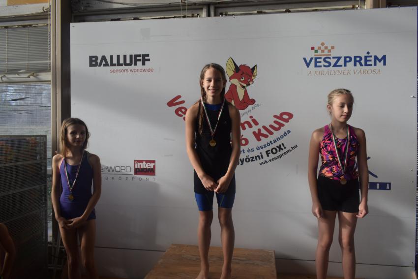 Városi Úszás Diákolimpia, 2018.12.08