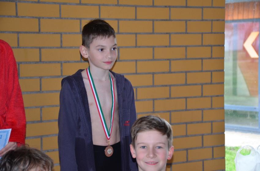 Úszósuli Körverseny, Pápa, 2018.04.07