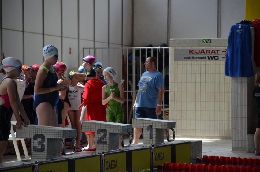 Úszósuli Körverseny, Szombathely, 2018.06.02