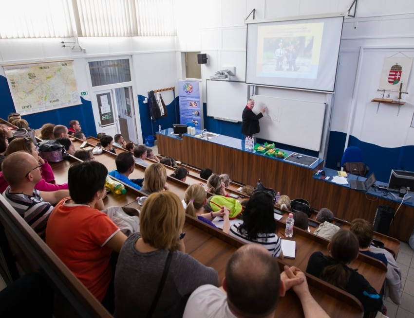 Jövő Bajnokai Program Veszprémben!2018.04.07