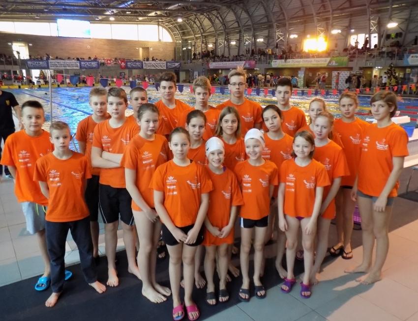 VII. Scitec Swim Cup, Győr, 2016.12.14-17.