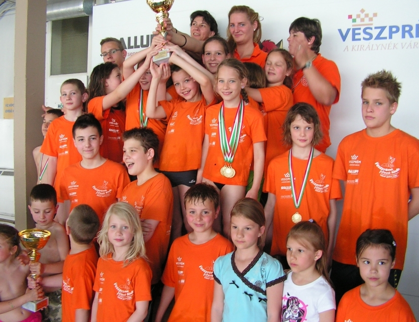 Úszósuli Körverseny, Veszprém,2016.05.21