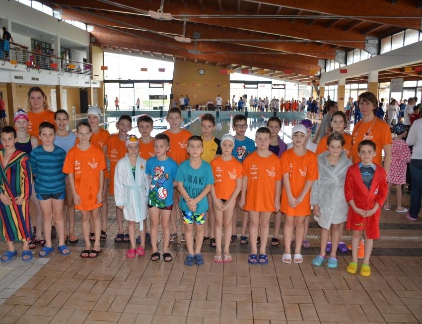 Úszósuli Körverseny I.forduló