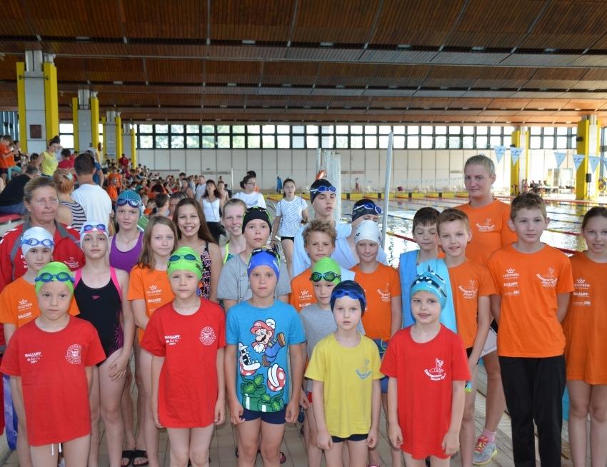 Úszósuli Körverseny IV.forduló