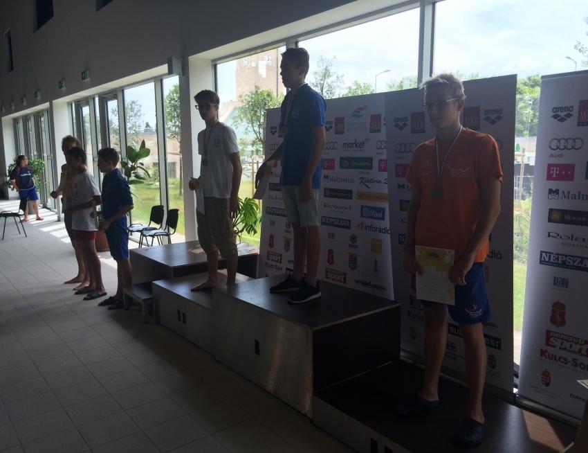 Úszó Diákolimpia Országos  Döntő