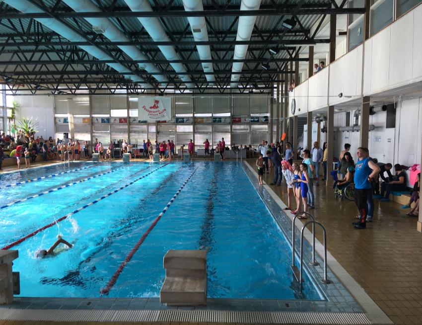 Veszprém Megyei Úszósuli Körverseny II. forduló jegyzőkönyv