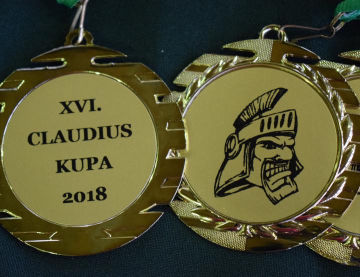 Claudius kupa sikerek